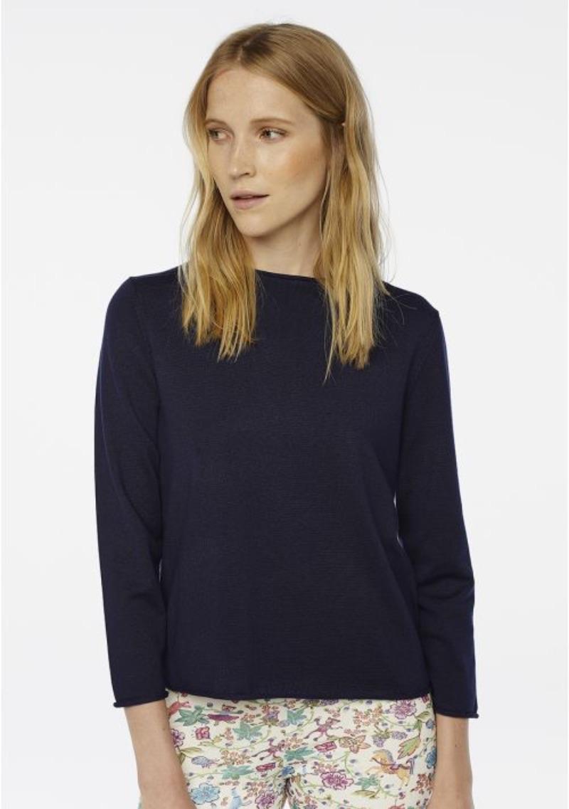 maglia-blu-navy-girocollo